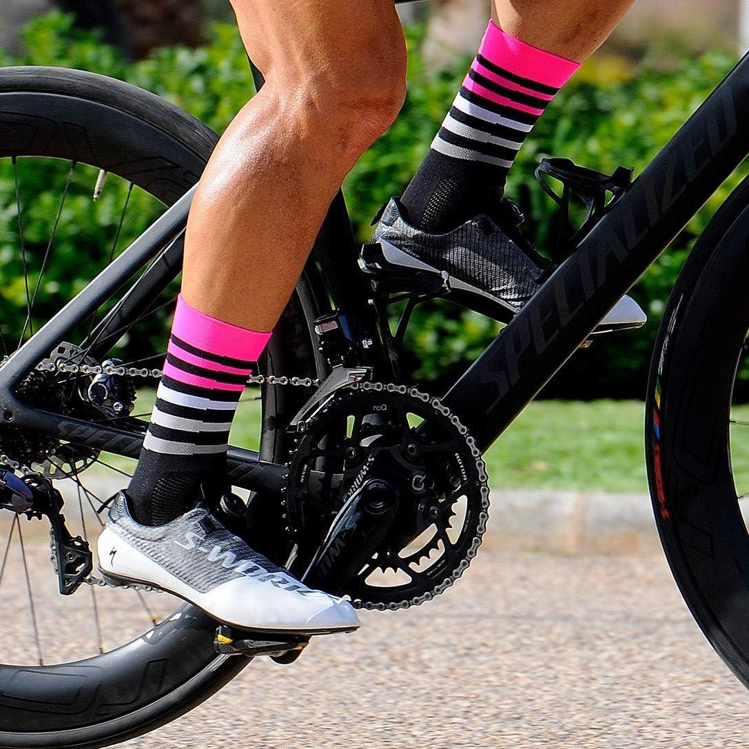Calzini Ciclismo MTB e Corsa per Uomo e Donna NORTEI Aero