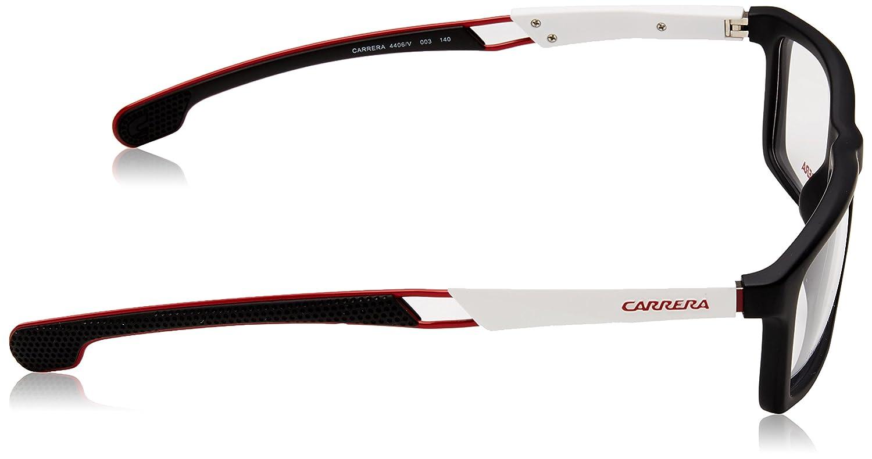 96490a402976e Carrera 4406 V Eyeglass Frames CA4406-0003-5318 - Matte Black Frame ...