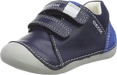 Geox B Tutim B, Sneakers Basses bébé garçon: