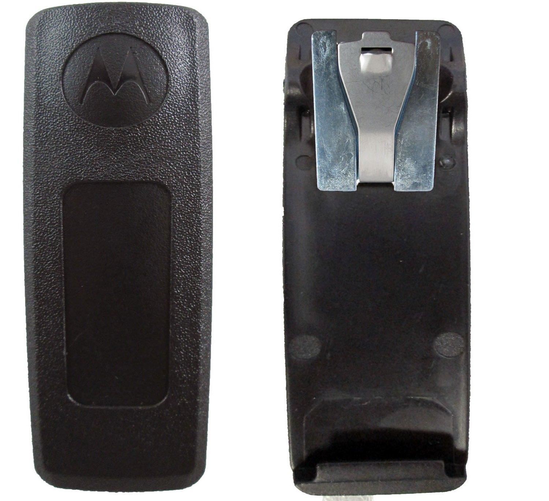 Motorola Original OEM PMLN4651 PMLN4651A 2 Inch Belt Clip XPR6550 Compatible with XPR6100 XPR6300 XPR6350 XPR6580 XPR6500 XPR6380