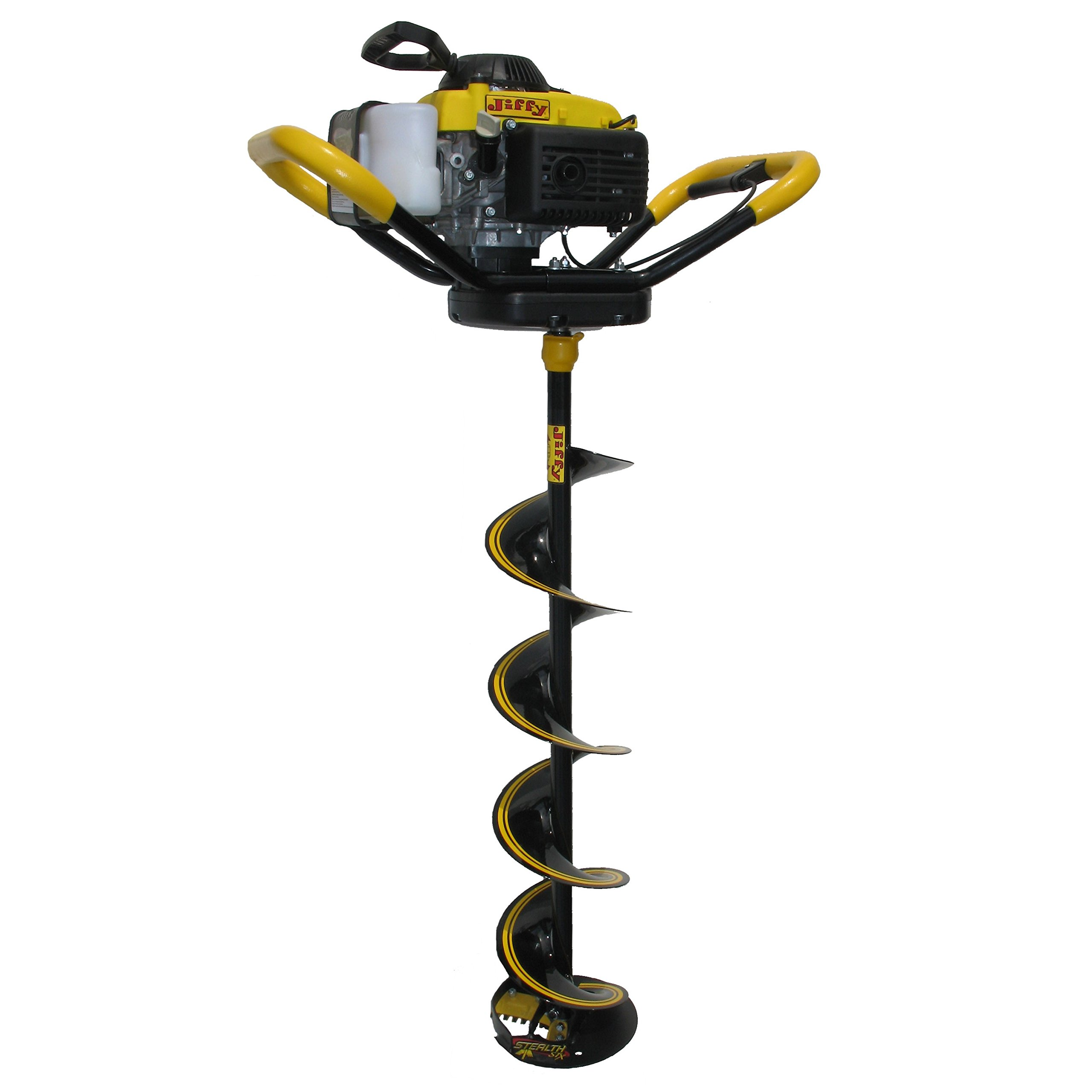 Jiffy 4G Gas Power 6 inch Ice Drill 41-06-ALL