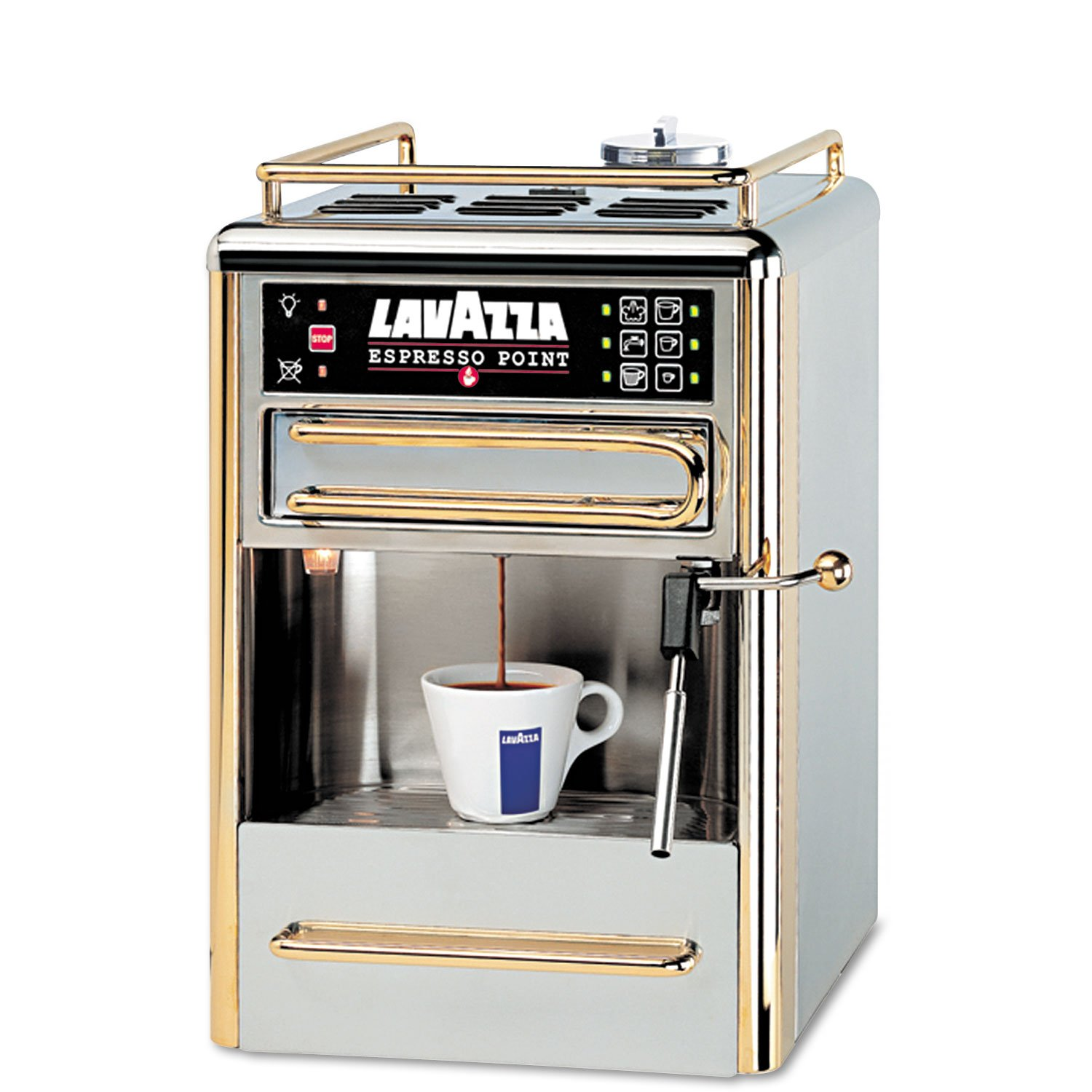 LAV80114 - One-Cup Espresso Beverage System