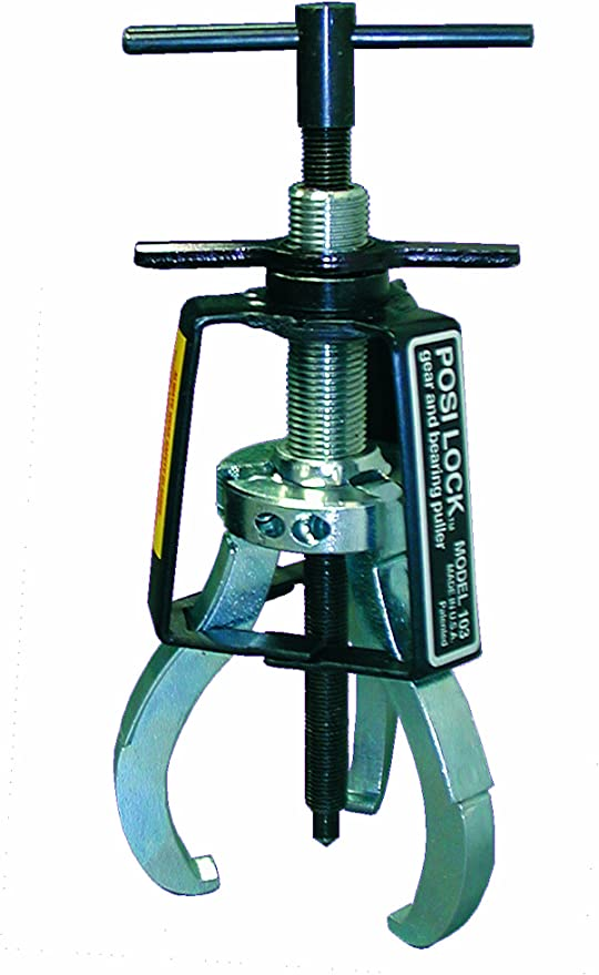 NEW! POSI LOCK CAGED JAW PULLER 2 JAW 206 6 T