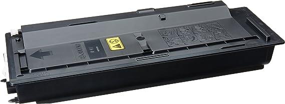 Black, 3 Pack MS Imaging Supply Laser Toner Cartridge Cartridge Replacement for Kyocera-Mita TK6307