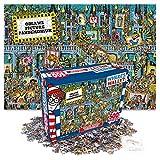 500Piece Jigsaw Puzzle Where's Wally (Waldo) Odlaws Picture PANDEMONIUM Hobby Home Decoration DIY