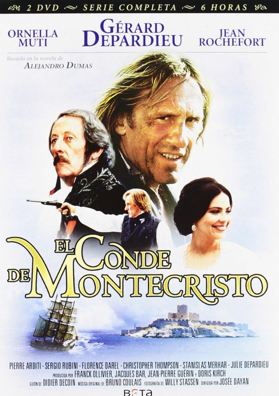 El Conde De Montecristo Serie Completa Import Espagnol Movies Tv