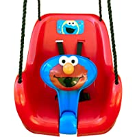 M&M Sales Enterprises Inc Sesame Street Elmo Toddler Swing