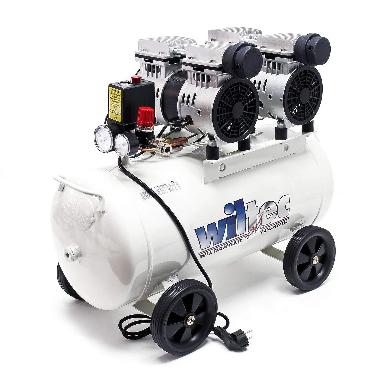 Compressore daria senzolio oilless 50 litri 8 Bar