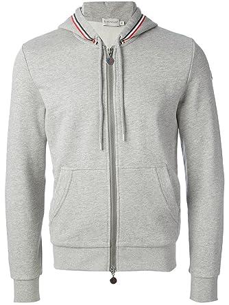 c07ef2d169c Moncler - Sweat-shirt à capuche - Homme Gris Gris Taille XXXL ...