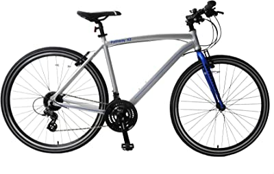 Ammaco Pathway X2 Hybrid Bike