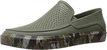 Crocs Mens CitiLane Slip-on Shoes