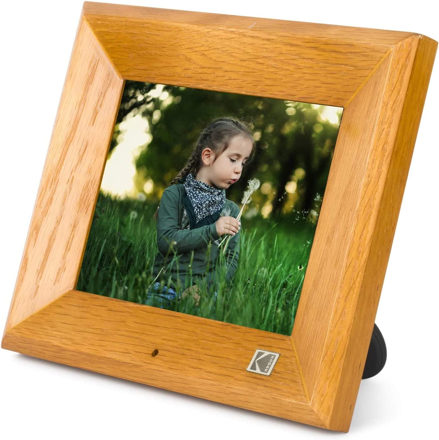 with Remove Control KODAK RDPF-1020V 10 inch 1280x800 IPS and 8GB Internal Memory with Picture Music Video Function Digital Photo Frame Black
