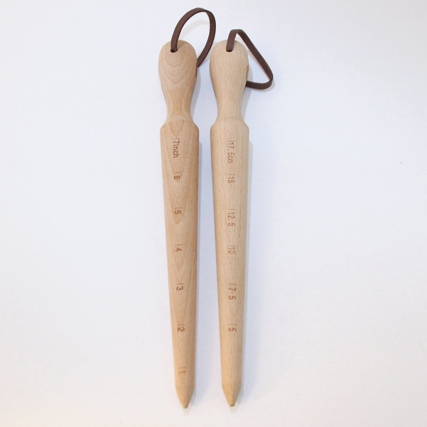 Carrot Design Solid Wood Seed Dibber Tool for Planting Seeds Bulbs and Plants by Carrot Design (Image #8)