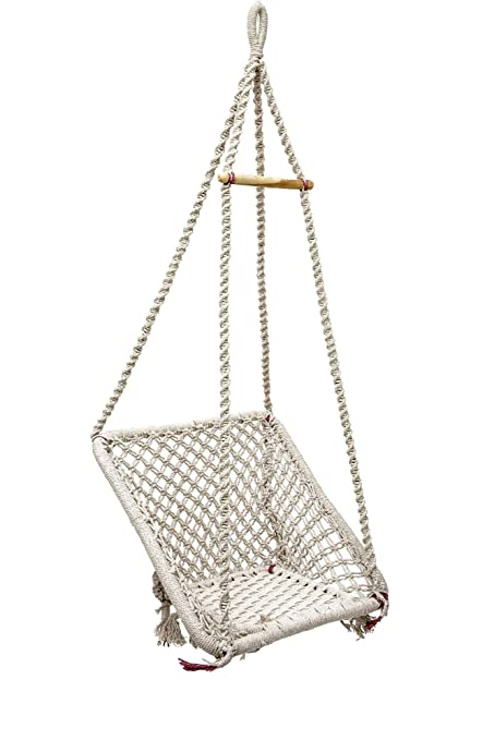 Square Swing with 10 Knots