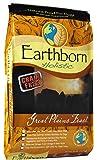 Earthborn Holistic Great Plains Feast Grain-Free Dry Dog Food, 5-Pound Bag