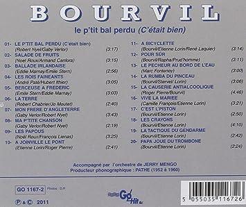 Bourvil Le Petit Bal Perdu Amazon Com Music