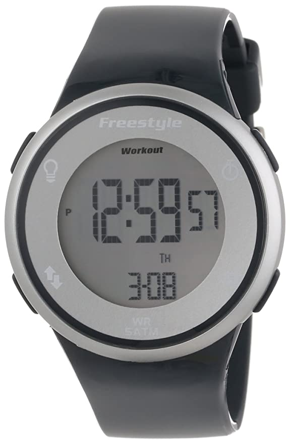 Amazon.com: Freestyle Unisex 101376 Cadence Round Fitness Workout Green Watch: Freestyle: Watches