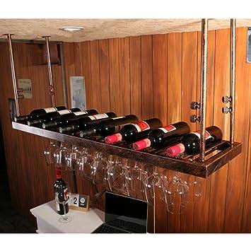 Portavasos alto Portavaso de vino Portavasos de vidrio Portavasos de vidrio rojo Soporte de exhibición de