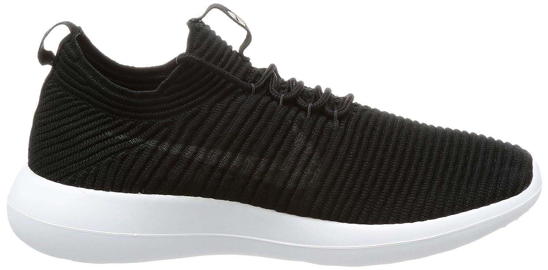 NIKE Women's Roshe Two Flyknit V2 Running Shoe B00EAMP24I 9 B(M) US|Black / Anthracite-black-white
