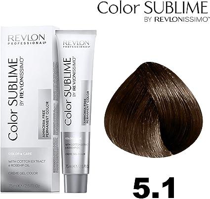 Revlonissimo Color sublime 75 ml, Color 5.1: Amazon.es: Belleza