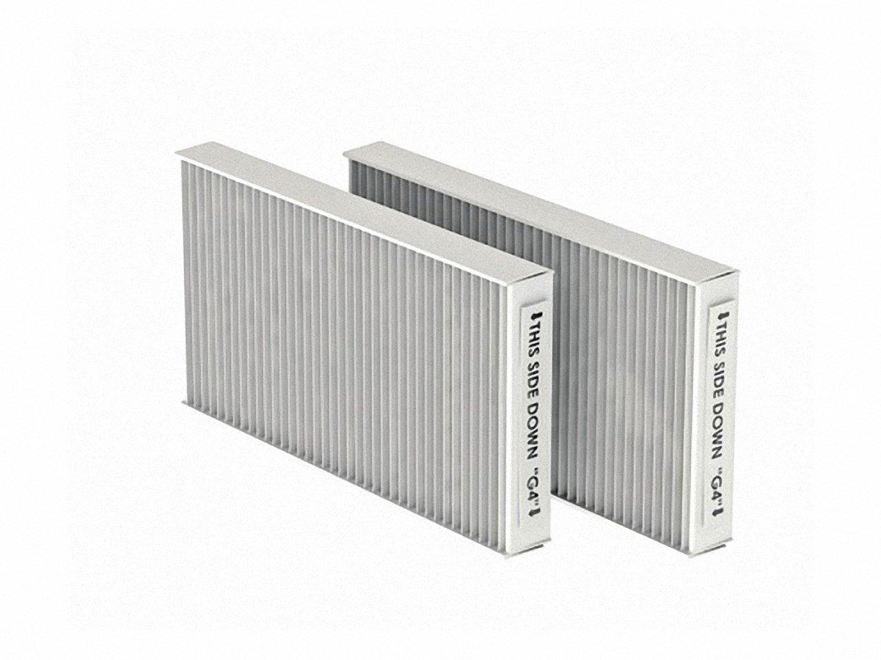 /Lot de 2 Zehnder Set de filtres pour comfoair 200 G4//F7/