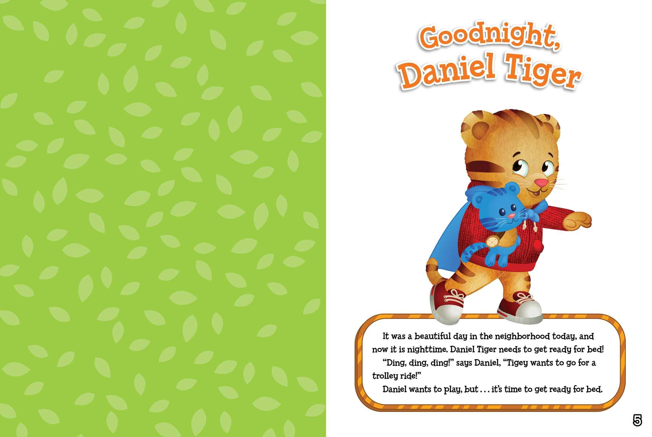 Daniel Tiger s 5 Minute Stories Daniel Tiger s Neighborhood