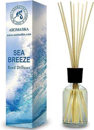 DORMIR EN EL GRAN MUNDO DE AROMAS y olores inolvidables con brisa marina de la marca ' Aromatika'. ¡