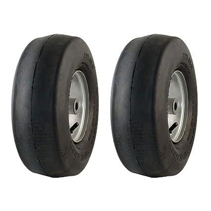 Amazon.com: MARASTAR Conjunto de neumáticos y ruedas para ...