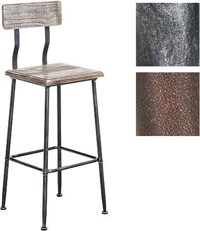 chaises haute de cuisine metal