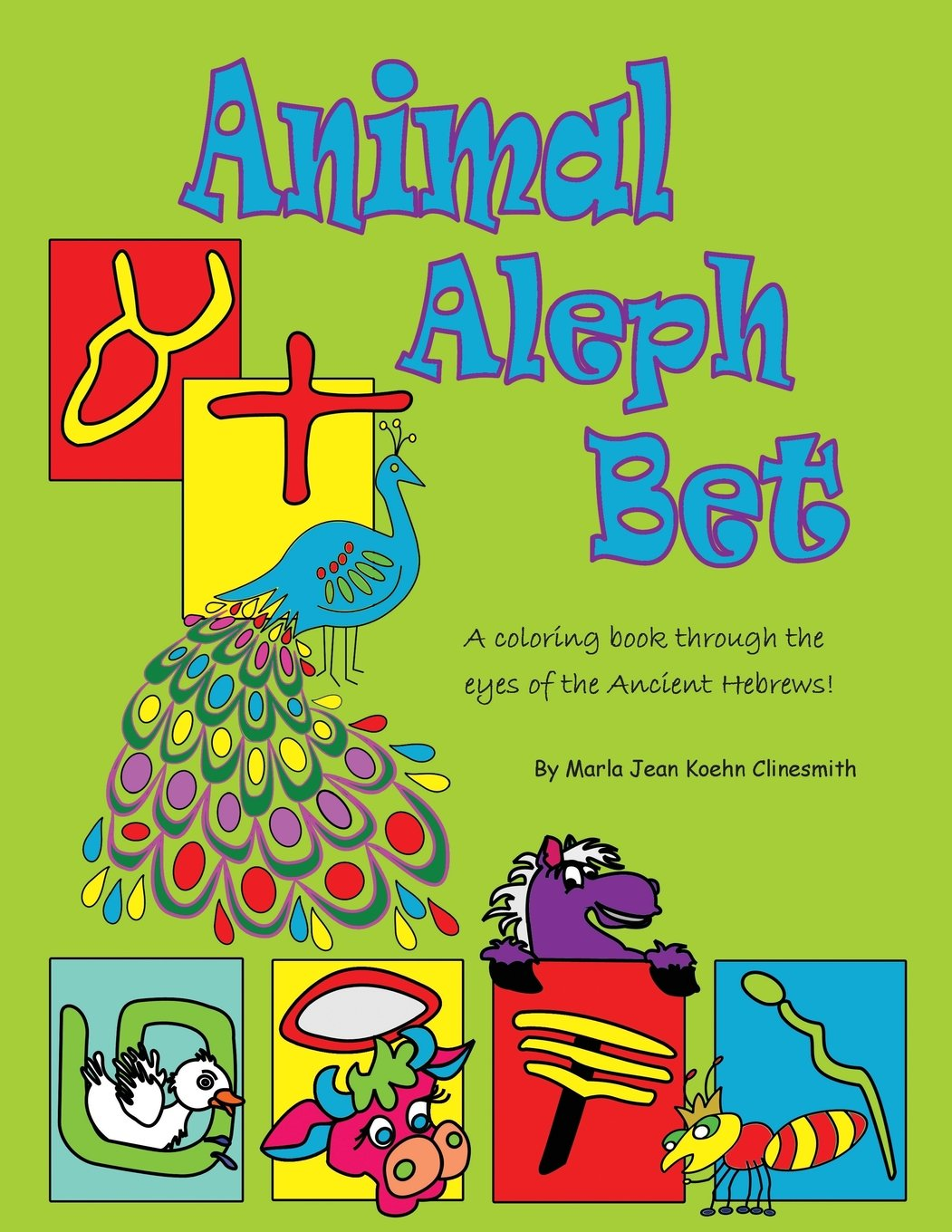 Aleph Bet Coloring Pages - Coloring Pages Kids 2019 | 1360x1051