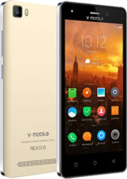 V-Mobile, Movil Libres Baratos 4G ,1GB ram + 8GB rom/32GB, Android ...