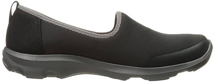 017c30866 crocs Women's Busy Day Stretch Skimmer Black/Graphite Sneakers-W8 (203195):  Buy Online at Low Prices in India - Amazon.in