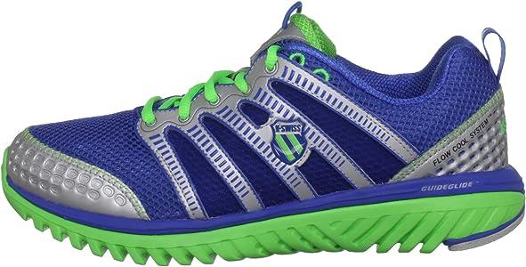 K-Swiss Blade-Light Run NP~STRNGBLU/NELME/SLV~M 02916-430-M - Zapatillas de Deporte para Hombre, Color Azul, Talla 44.5: Amazon.es: Zapatos y complementos