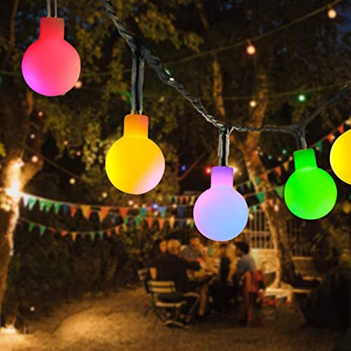 Solar String Lights, 60LED 36ft Solar Garden Lights Fairy Lights 8 Modes Waterproof Outdoor Decorative Lighting for Indoor Outdoor Party, Wedding, Lighting Decoration