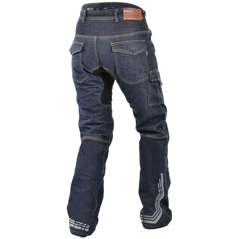 38066104 Trilobite Parado Jeans Digi Camo Herren Motorrad Hose Blau Protektoren Aramid Stretch L/änge 32