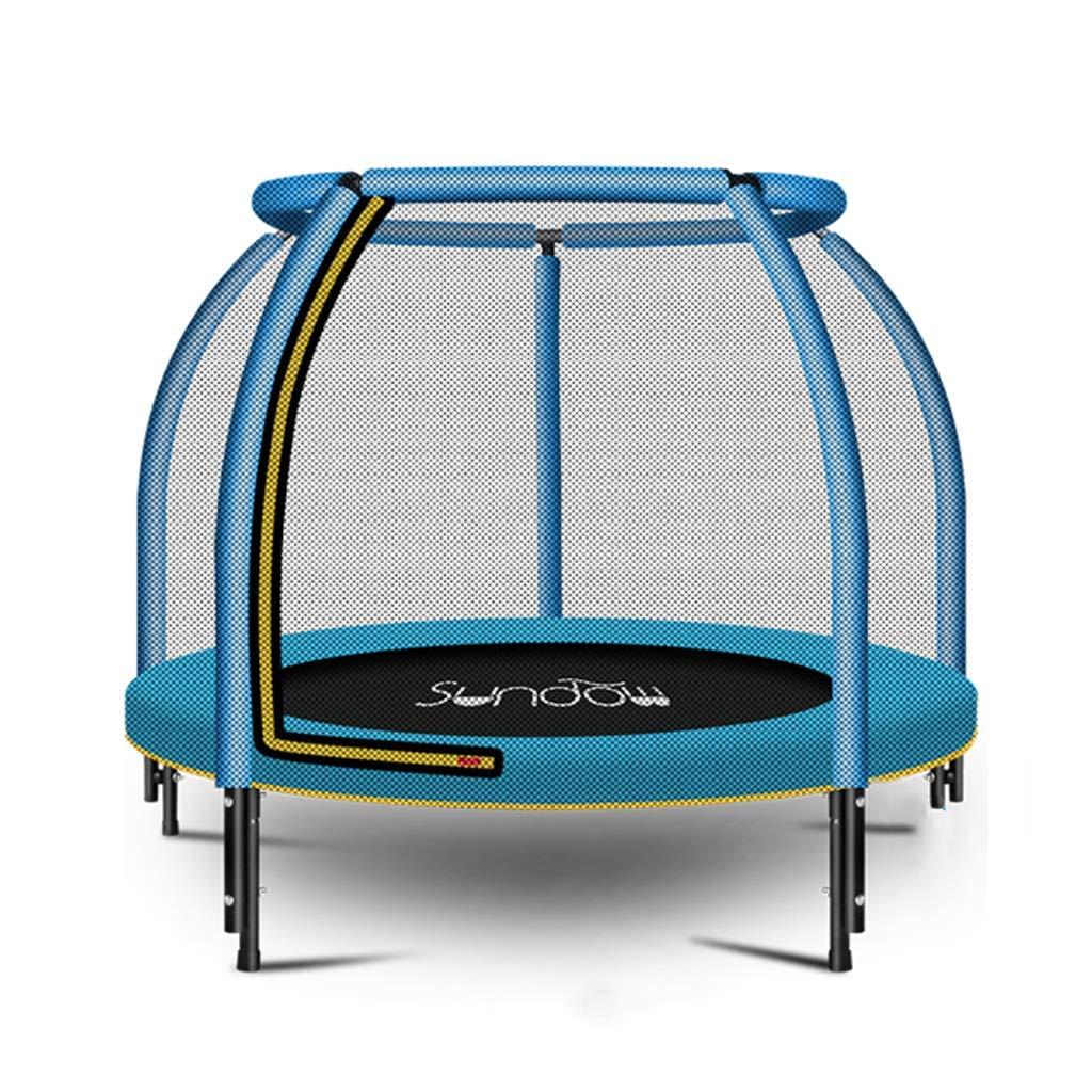 Mini 48 Zoll Outdoor & Indoor mit Enclosure Netz und Safety Jumping Mat Cover