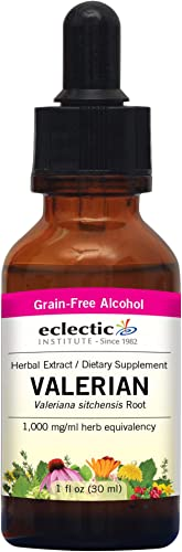 Eclectic Valerian sitchensis O, Pink, 1 Fluid Ounce