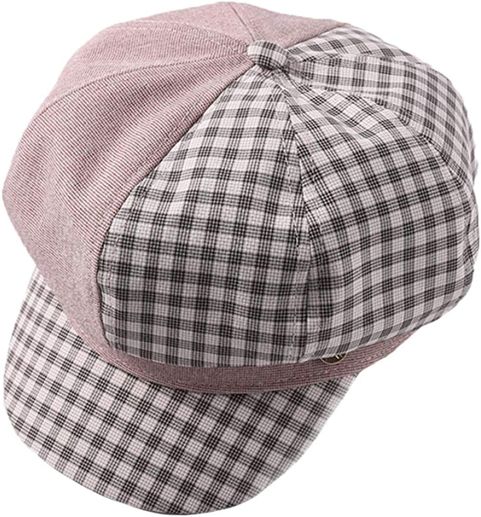 Spring Casual Newsboy Caps...