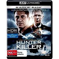 Hunter Killer (BD 4K UHD)