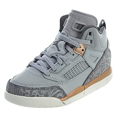 7162d8c770dd83 Image Unavailable. Image not available for. Color  Jordan Spizike Wolf Grey Dark  ...