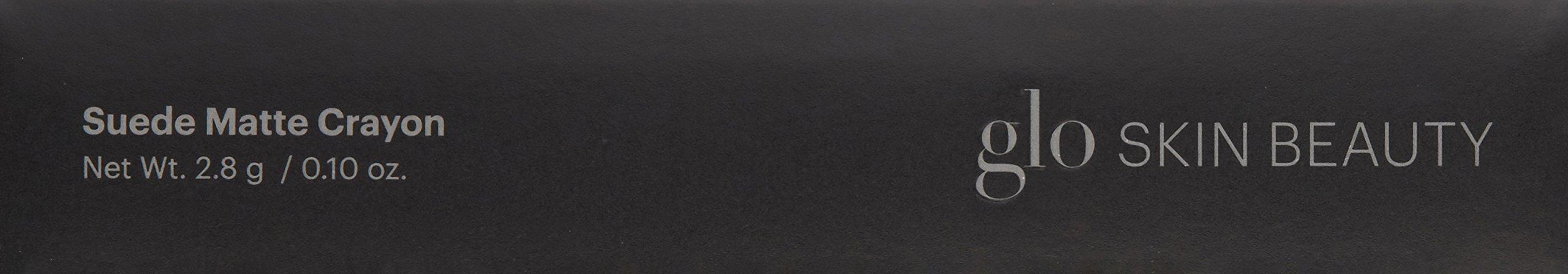 Glo Skin Beauty Suede Matte Crayon - Sorbet - Chunky Longwear Lip Stick Pencil, 7 Shades | Cruelty Free by Glo Skin Beauty (Image #4)