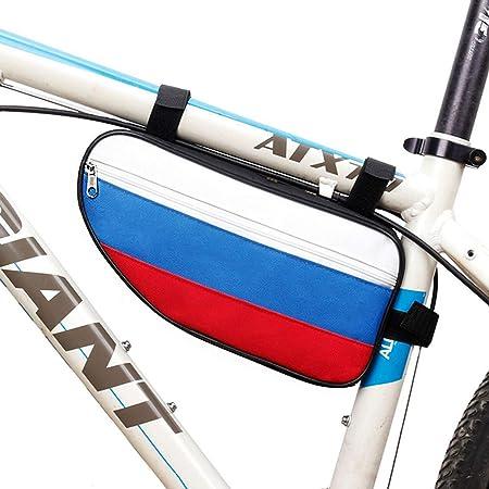 ViViKaya Bolsa de Bicicleta, Bolsa de Cuadro de Bicicleta ...