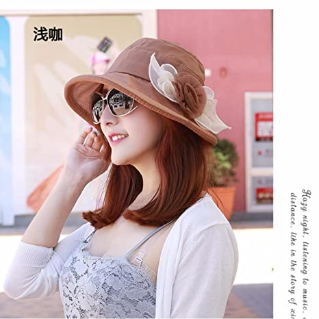 Amazon.com  XINQING-MZ The new cap female Breathable cap low a19ae88d529