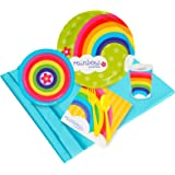 Rainbow Wishes Party Supplies - Party Pack for 16