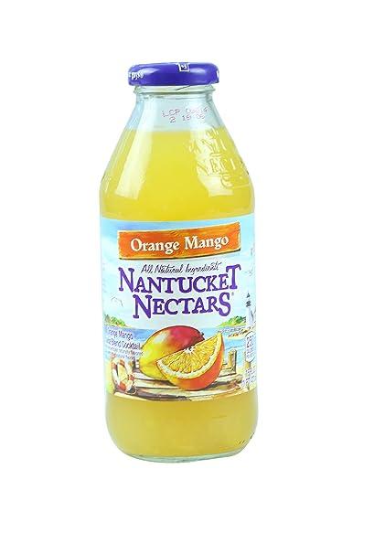 Nantucket Nectars - Coctelera de jugo de mango naranja ...