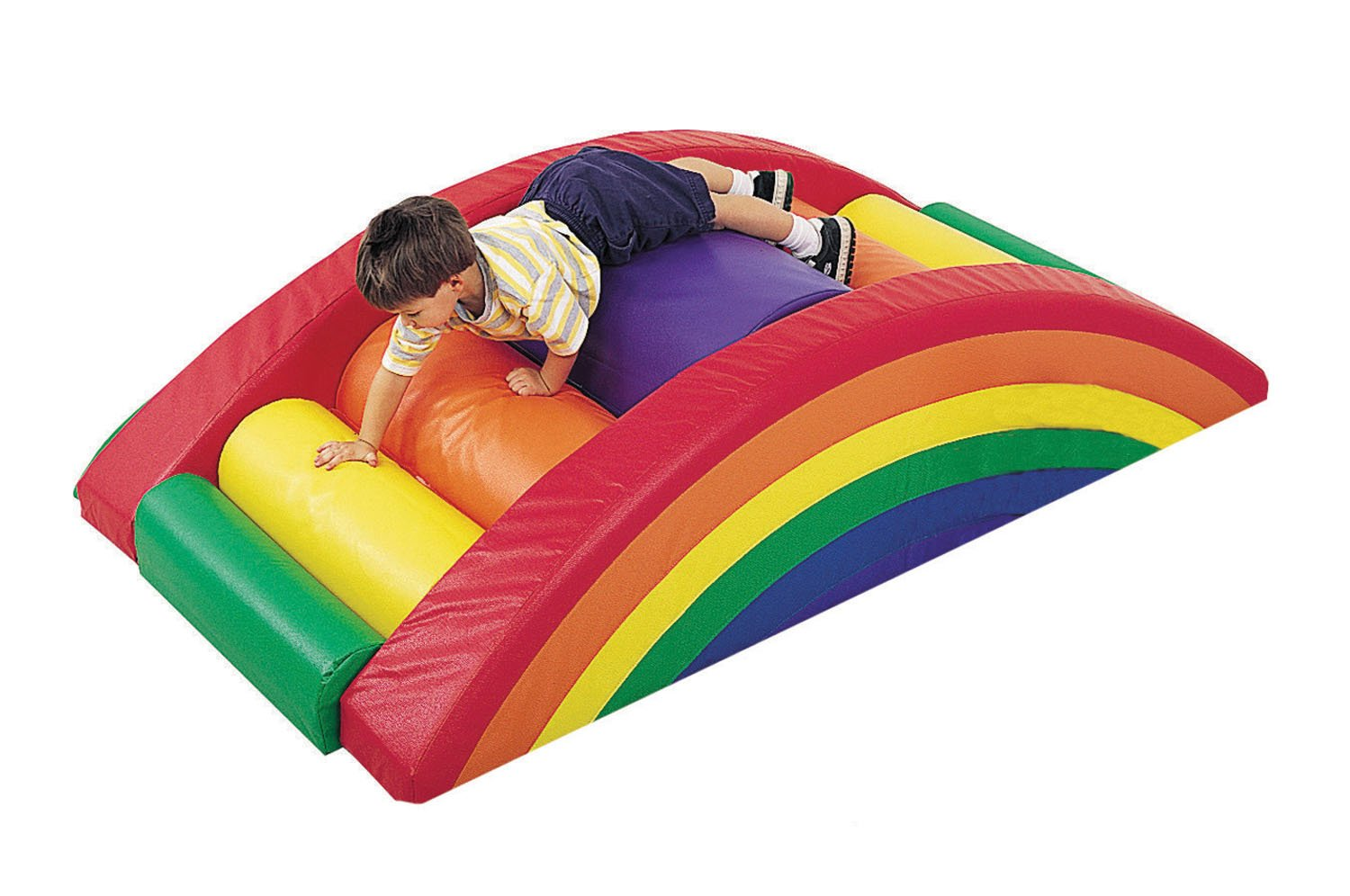 Childrens Factory CF321-207 Rainbow Arch Climber