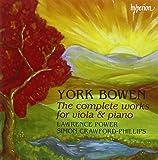 Sämtliche Werke für Viola und Klavier