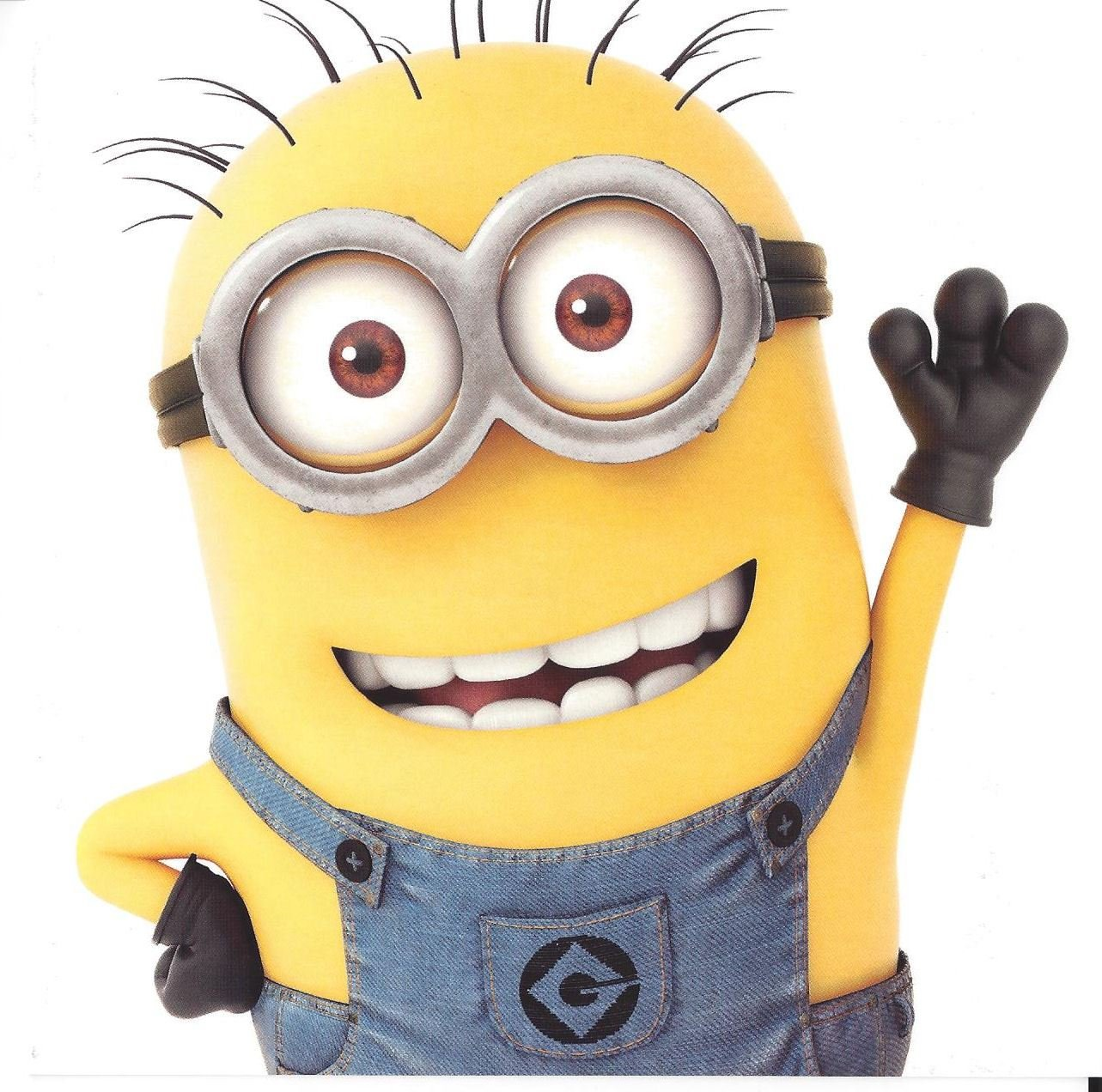 Amazon Minions Official Despicable Me 2 Any Occasion Greetings