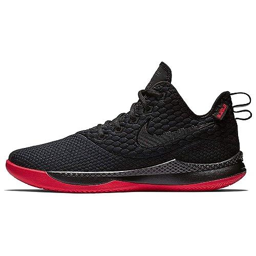 adadfe40 Nike Lebron Witness III, Zapatillas de Baloncesto para Hombre: Amazon.es:  Zapatos y complementos