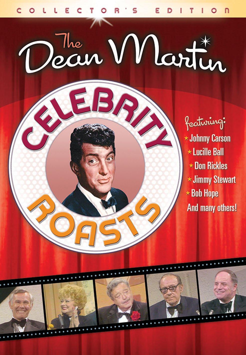 Dean Martin Celebrity Roasts (6DVD)